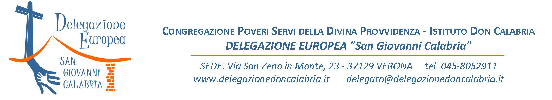 Delegazione Europea San Giovanni Calabria logo