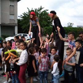 FESTA AD AFRAGOLA (NAPOLI)