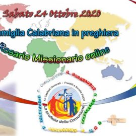 ROSARIO INTERNAZIONALE DELLA FAMIGLIA CALABRIANA